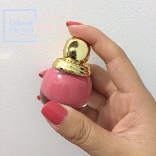 Dior2015圣诞限定甲油入了3色 手也显白