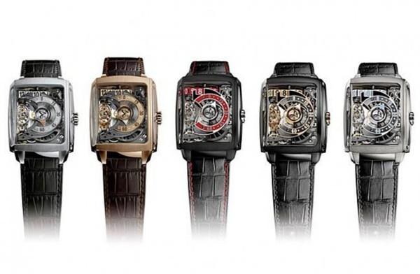 Hautlence品牌推出第二代腕表产品HL2.0系列