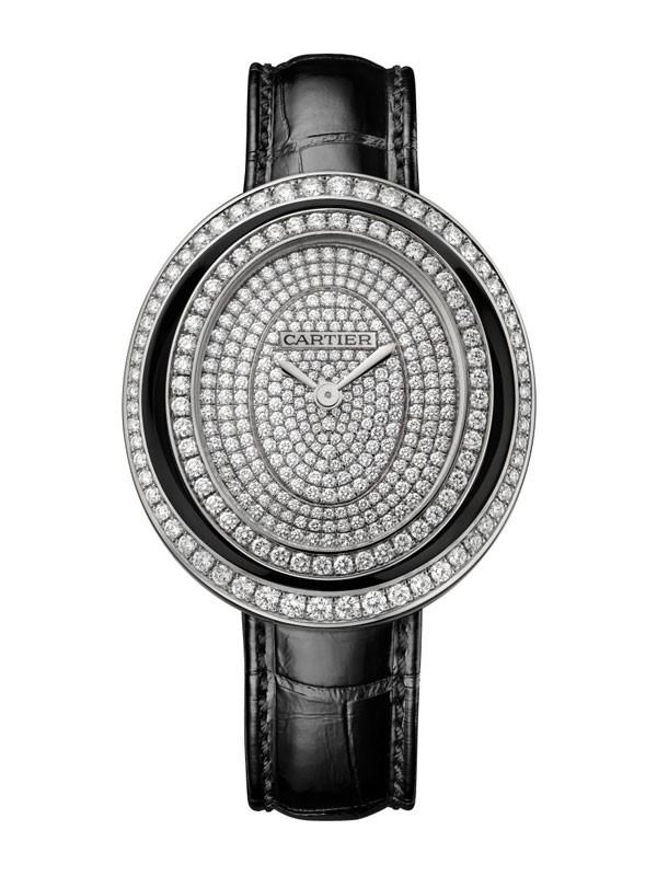 卡地亚推出全新Hypnose 系列腕表