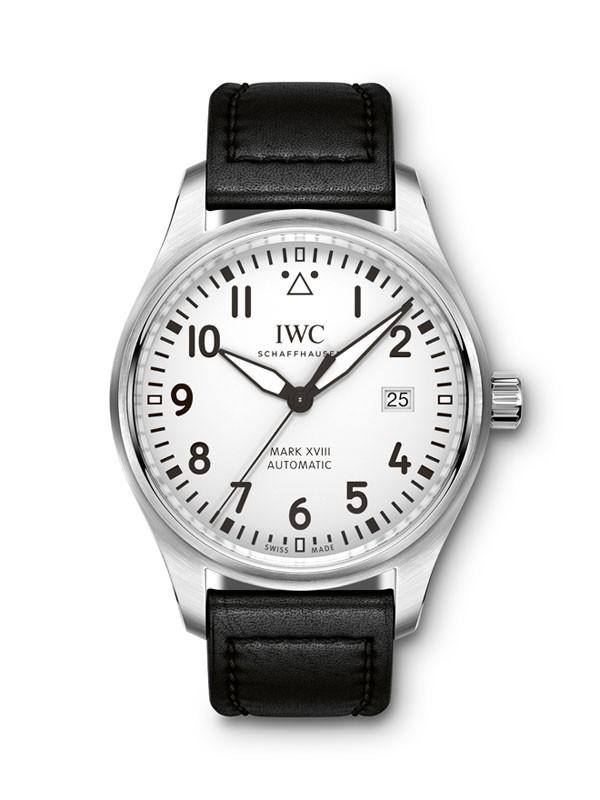 IWC万国表呈献全新马克十八飞行员腕表