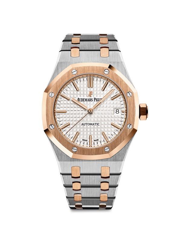简约利落 爱彼全新皇家橡树系列腕表