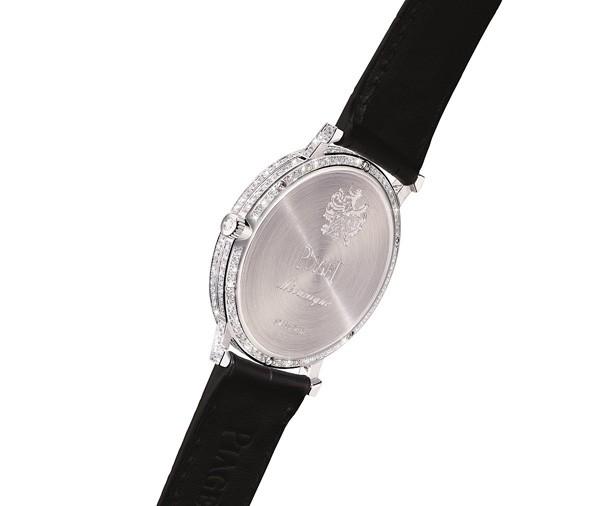 伯爵推出全球最薄Altiplano 高级珠宝腕表