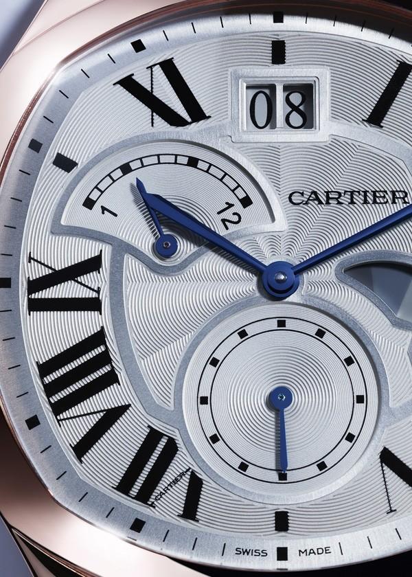 卡地亚全新Drive de Cartier 系列腕表
