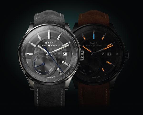 两大领先品牌,一枚终极时计!BMW&波尔表合作推出精品手表