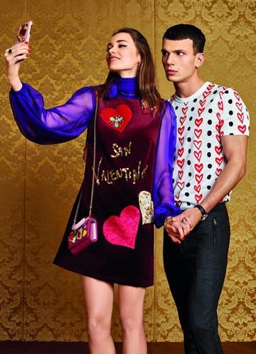 Dolce&Gabbana 呈献情人节特别系列