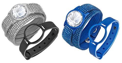 施华洛世奇与Misfit联手推出智能水晶手表