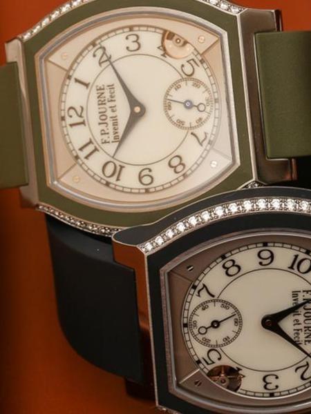 FPJ是什么牌子的手表?优雅而体贴