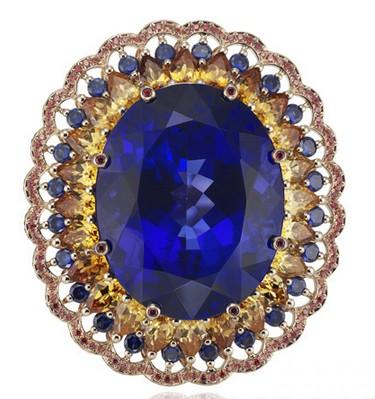 揭秘高定周珠宝 萧邦Chopard的新诱惑