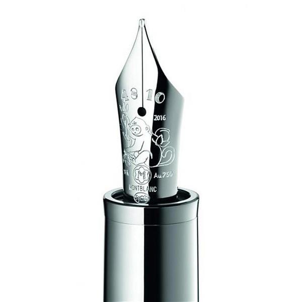Montblanc 万宝龙推出猴年限量版钢笔