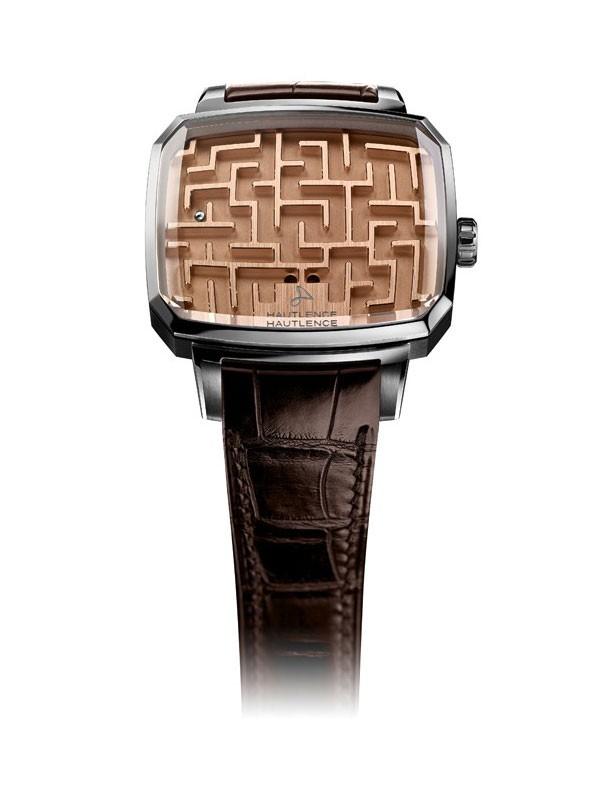 Hautlence 推出Labyrinth迷宫游戏腕表