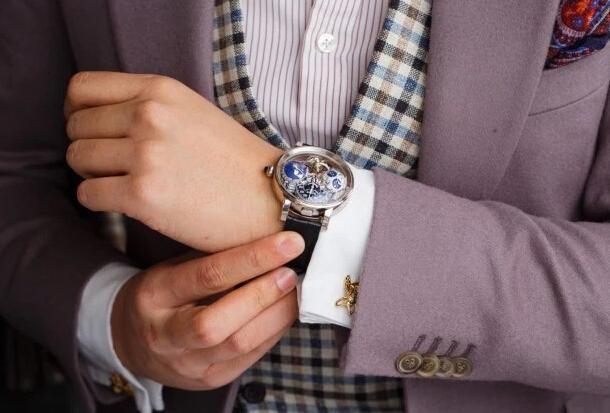 手表戴在左手还是右手?