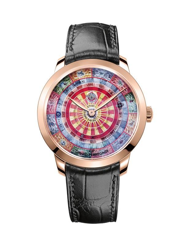 GP芝柏表全新「奇迹宝盒」系列腕表