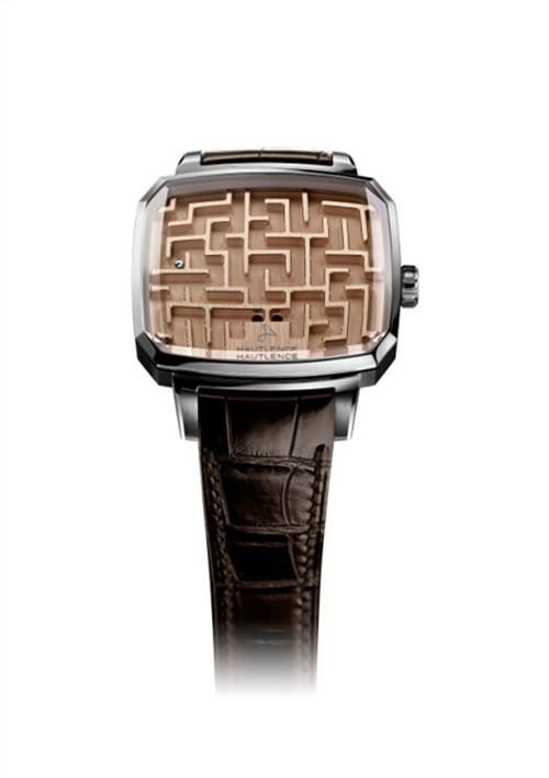 HAUTLENCE推出全新腕表 一款不告诉您时间的腕表