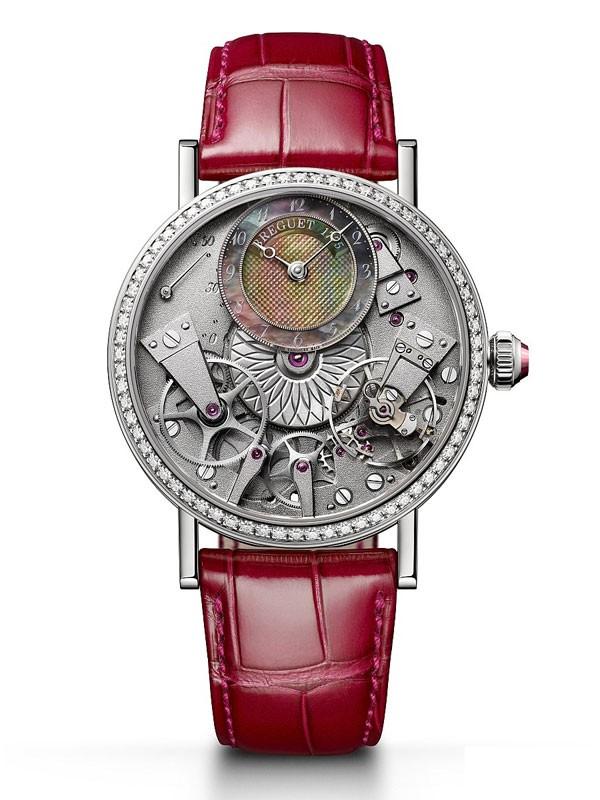 宝玑全新Tradition Dame 7038 女装腕表
