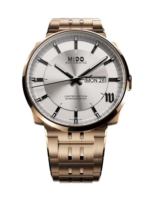 """美度表呈献全新""""大本钟""""设计师限量款腕表"""