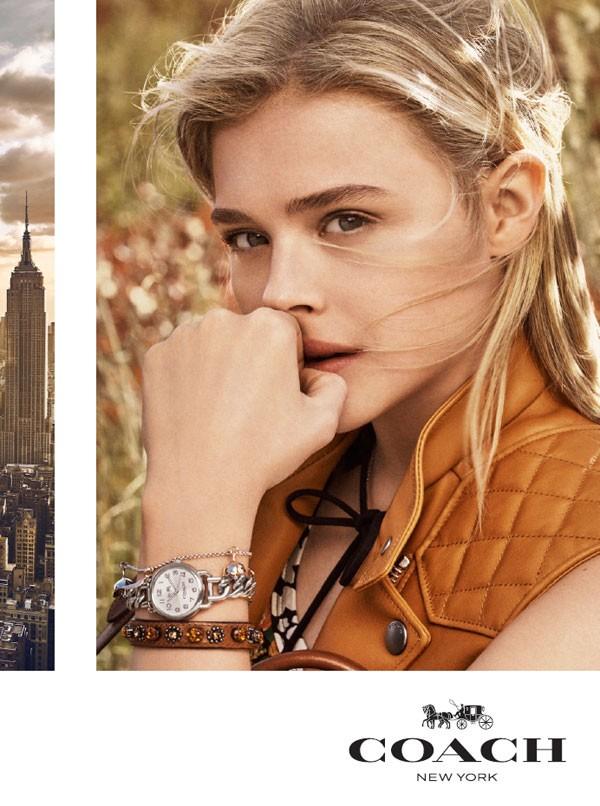 蔻驰 Delancey 蒂兰希腕表系列:展现摩登现代的品牌魅力