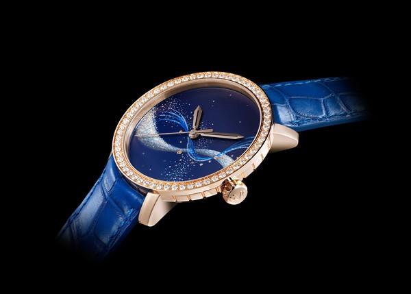 致敬艺术工艺!DeWitt 迪菲伦推出玄妙月相珠宝腕表