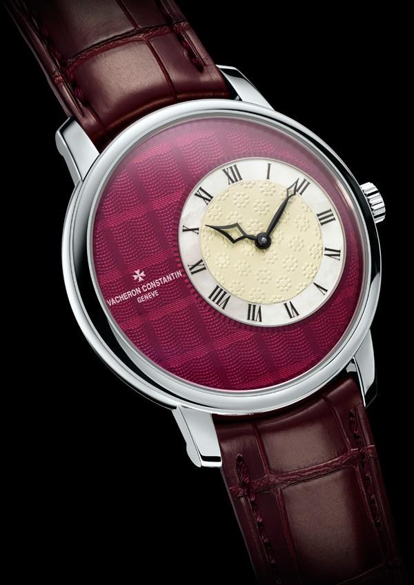 江诗丹顿艺术大师Elégance Sartoriale系列腕表