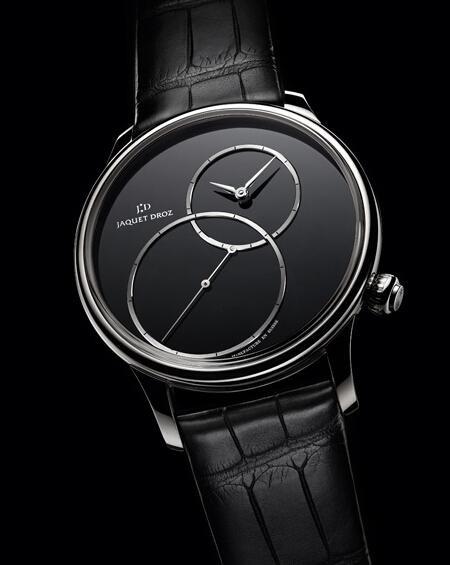 几款最经典的黑白搭配腕表