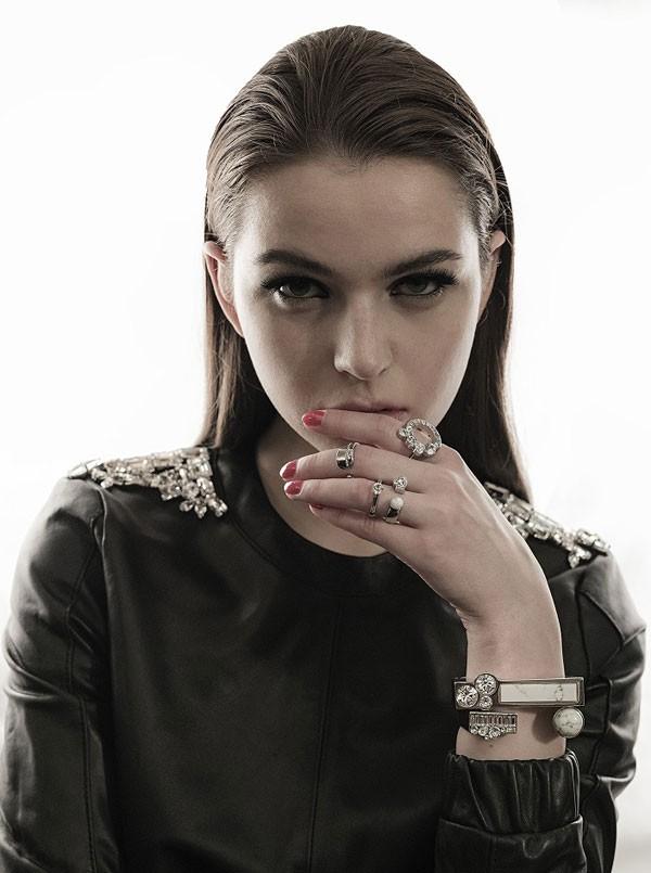 Galtiscopio迦堤水晶腕表 散发出迷人的魅力和脱俗之美
