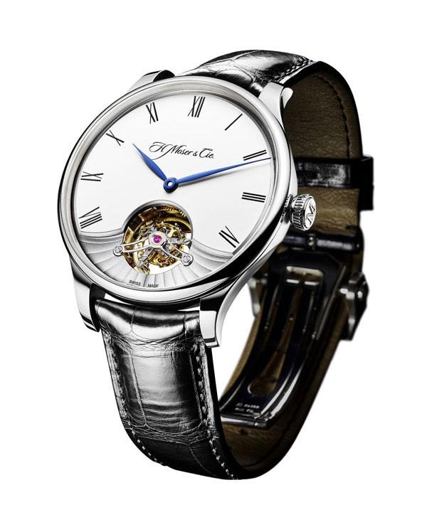 完美沿袭经典设计 亨利·慕时推出冒险者小秒针腕表