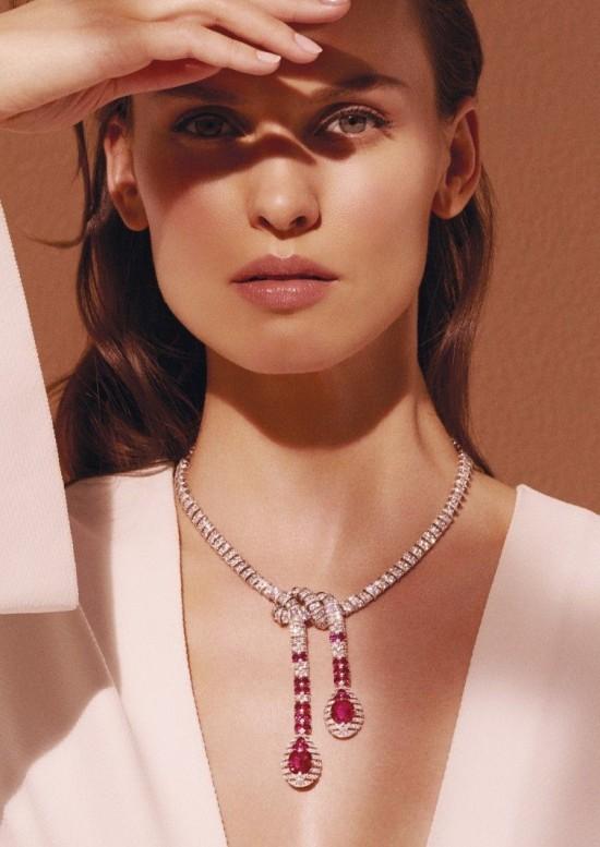 卡地亚(Cartier)2016高级珠宝展——香港