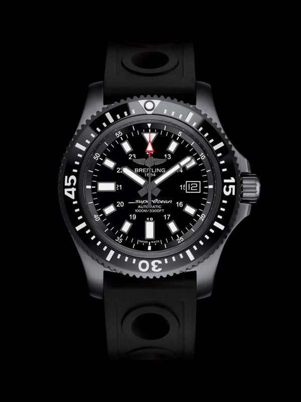 海上飞行家 百年灵超级海洋44特别版腕表