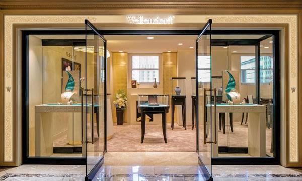 北美首家华洛芙精品店于旧金山丽思卡尔顿酒店隆重开幕