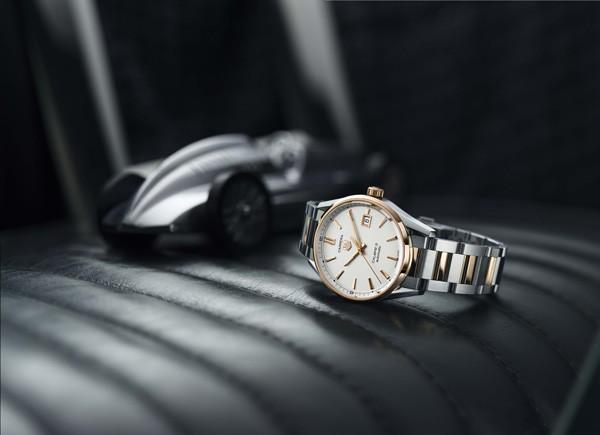 泰格豪雅Carrera卡莱拉系列腕表感恩献礼