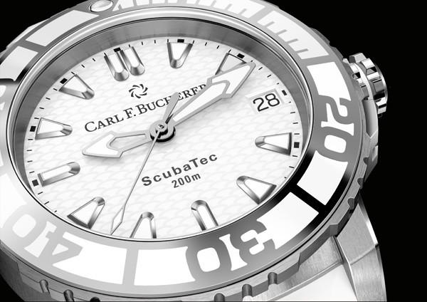 宝齐莱柏拉维系列ScubaTec潜水腕表