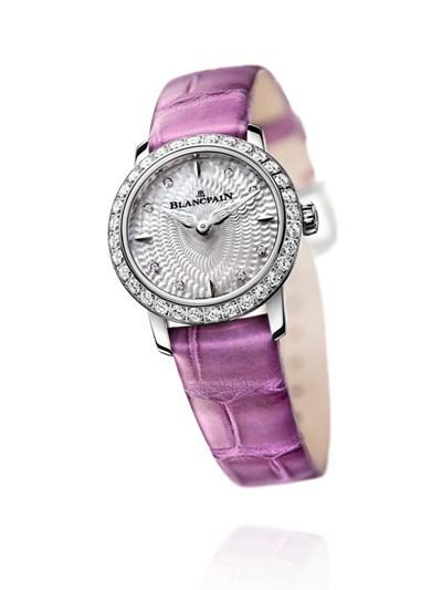 Blancpain推出六十周年纪念限量版贵妇鸟腕表