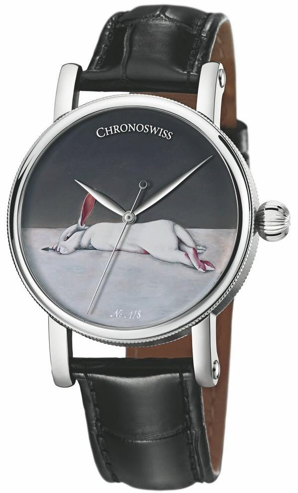 Chronoswiss瑞宝表限量版天狼星中国艺术家系列腕表