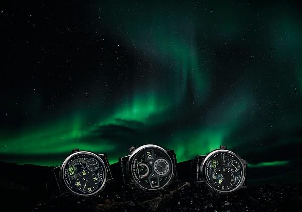 朗格携三款夜光腕表深入冰岛,探险北欧之旅