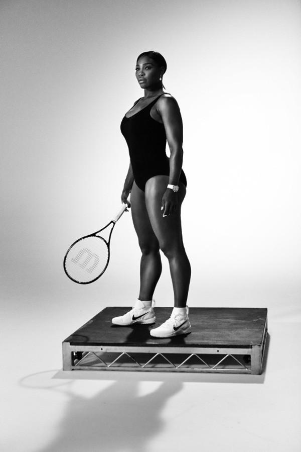 爱彼祝贺品牌大使塞雷娜·威廉姆斯问鼎温网双冠