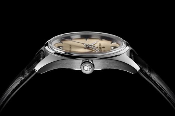 GP芝柏表「1957」腕表 极致演绎高频率制表传奇