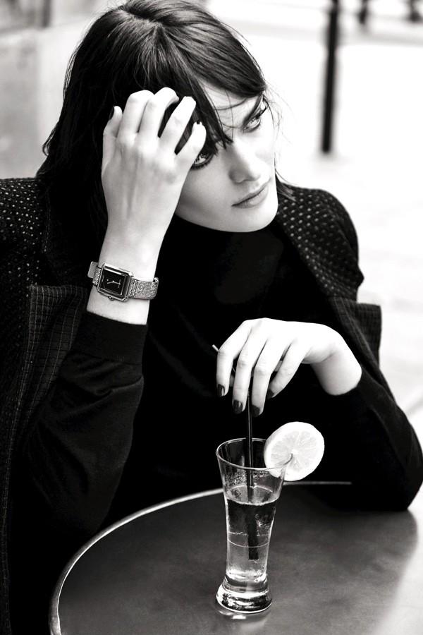 香奈儿全新BOY·FRIEND TWEED腕表
