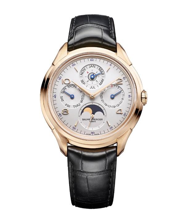 名士全球首发全新克里顿系列万年历腕表及陈坤形象大片