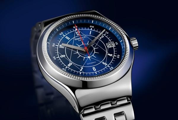 斯沃琪装置51推出金属系列机械腕表