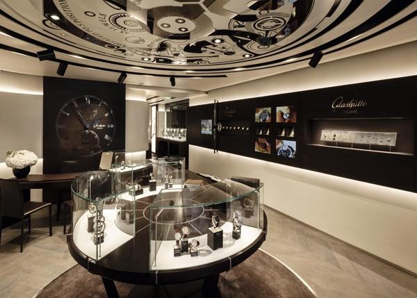 格拉苏蒂原创全新巴黎精品店盛大开幕