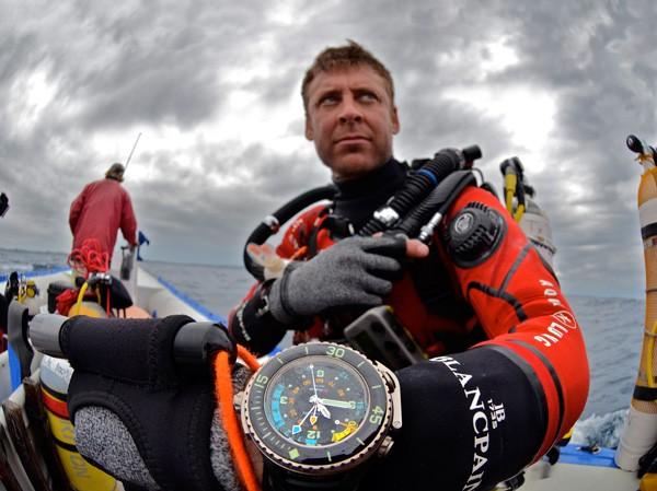 带你去看深海的男人:劳伦·巴列斯塔