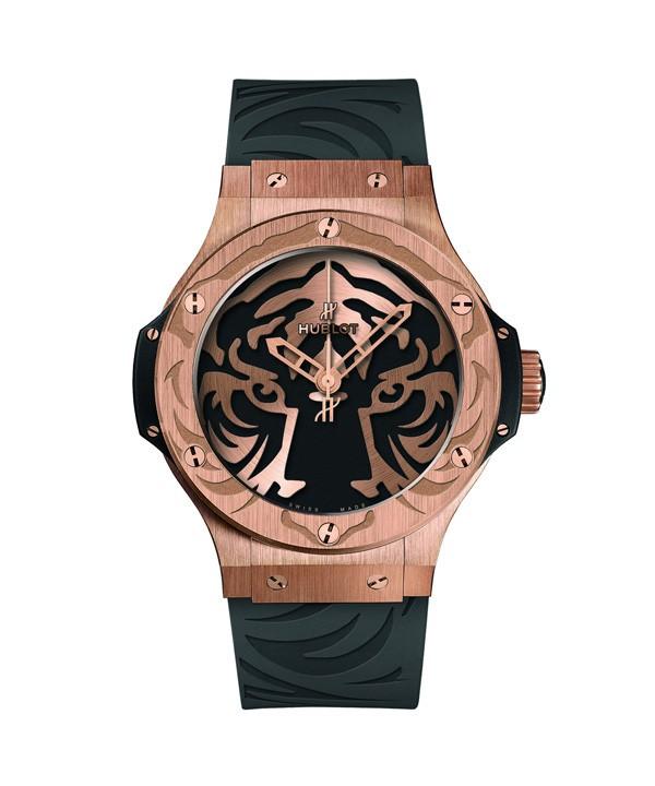 宇舶表携手黑豹白虎基金会特别呈现Big Bang限量腕表