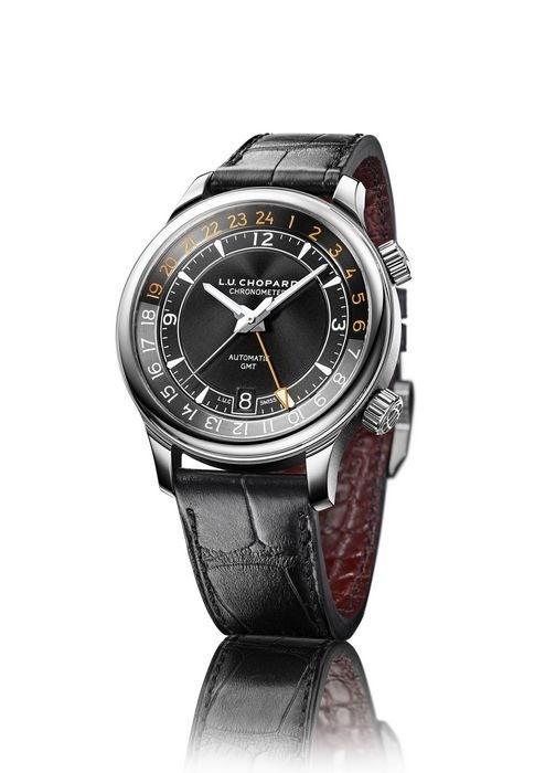 彼方之时:萧邦L.U.C GMT One双时区腕表