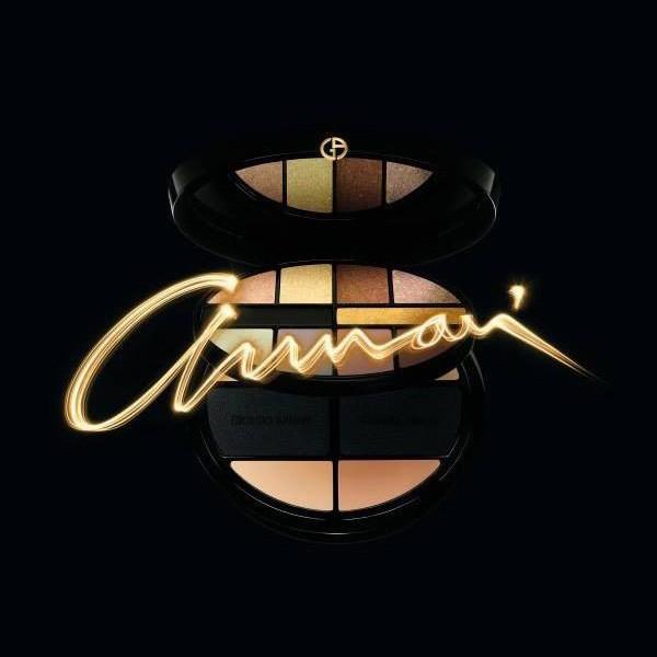 Giorgio Armani 2016圣诞限量彩妆系列