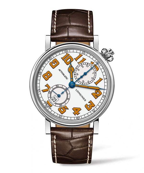 浪琴表经典复刻系列A7型1935空中导航腕表