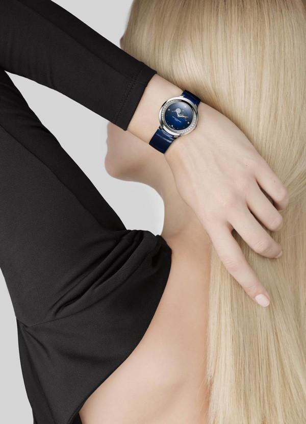 名士约定系列全新月相腕表 充满极致女性魅力的象征