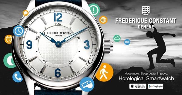 康斯登推出传统瑞士男装智能腕表 真正的典雅运动风格腕表