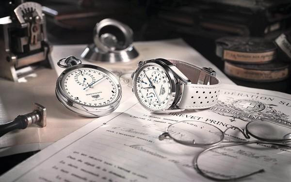 泰格豪雅百年纪念版腕表,限量典藏100枚