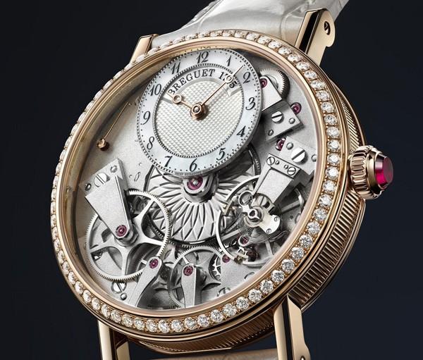 宝玑为Tradition系列新增女款:Tradition Dame 7038腕表