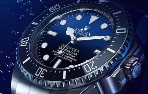 手表夜光的原理是什么?Rolex劳力士新款DEEPSEA潜水表