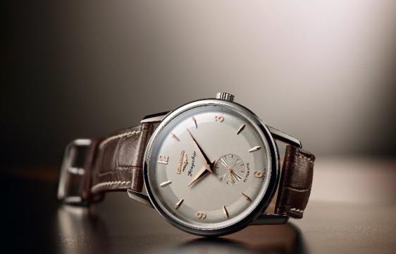浪琴表推出60周年限量款复刻腕表 经久不衰的表款系列